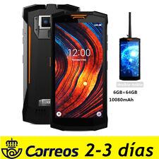 DOOGEE S80 6GB + 64GB 10080mAh Walkie-talkie 4G Android Móvil resistente