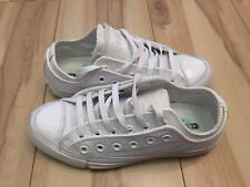 Converse All Star Double Upper Ox ~ UK 4.5 ~ Rare!!!