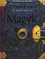 Magyk (Septimus Heap), Angie Sage   Paperback Book   Good   9780747579267