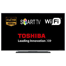 "Toshiba 43L3753DB 43"" Smart LED TV With Freeview HD And Freeview Play"