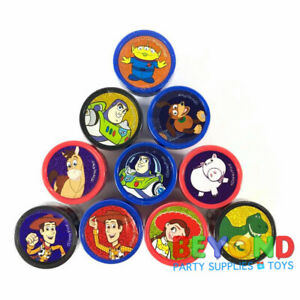 Disney Pixar Toy Story 4 Self-Inking Stamps Stampers Party Favors Fillers
