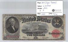 USA - 2 DOLLARS 1917 DA LEGAL TENDER*****