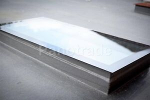 SKYLIGHT - Triple Glazed, Self-Cleaning Glass - 600mm x 1800mm - SUPER SALE
