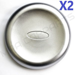 2X FRONT WHEEL CENTRE TRIM HUB CAP FOR FORD TRANSIT MK6 MK7 MK8 TWIN REAR WHEEL