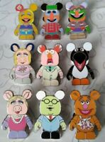 The Muppets Vinylmation Collectors Set Choose a Disney Trading Pin