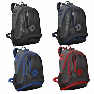 Demarini Sabotage Men's Adult Baseball Batting Bag Bat Pack Baseball Bat Bag
