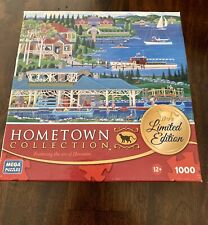Hometown Collection THE ADIRONDACKS. 1000 Pieces. Limited Edition Puzzle