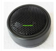 2pcs Black Speaker grille Car tweeter Case Treble shell Speaker metal net cover