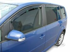 DVW31143 VW TOURAN 5-türer 2003-2015 HEKO Windabweiser dunkel 4-tlg Satz