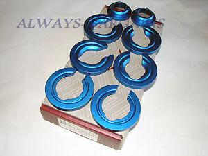 Megan Rear Sub Frame Bushing Collars Fits IS300 01-05 GS300 GS400 98-05 SC430