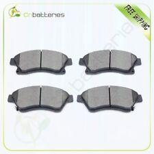 4 Ceramic Disc Brake Pads Front Left Right For 12 13 14 15 Chevrolet Cruze Sonic
