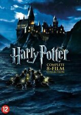 DVD - HARRY POTTER - COMPLETE 8-FILM COLLECTION - BOX SET  (NEW)