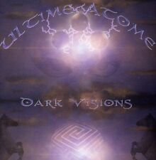 ULTIME ATOME: Dark visions (2003) MUSEA RECORDs CD Neu