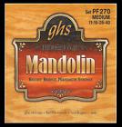 JEU DE CORDES MANDOLINE GHS PF270 MEDIUM for sale
