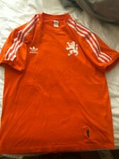 Holland Netherlands 80s Adidas vintage Trikot shirt the Netherlands KNVB Small.