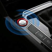 Car Start Engine Stop Button Cover Trim For VW Golf 7 MK7 GTI R Jetta CC  s ≈