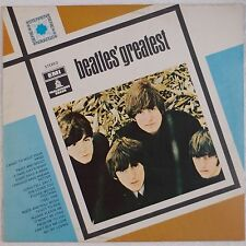 THE BEATLES: Greatest! HOLLAND OMHS 3001 Vinyl LP VG++ Rare!