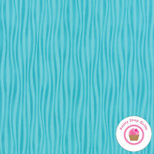 Moda DOGWOOD TRAIL II Turquoise Tonal Stripe 33034 16 Sentimental Studio FABRIC
