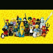 Lego 71013 Minifigures Serries - 16 COMPLETE SET OF 16