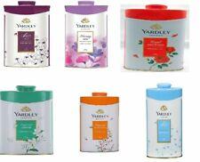 Yardley London  Perfumed Talc For Unisex | Select Fragrance Below