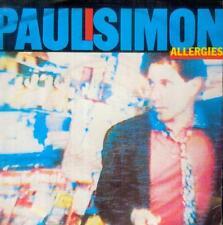 """7"""" Paul Simon/Allergies (Portugal) Simon & Garfunkel"""