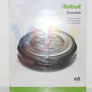 iRobot Roomba e6 (6134) Wi-Fi Connected Robot Vacuum - Wi-Fi Connected | Black