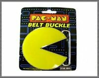 Official PAC-MAN Belt Buckle PACMAN Namco licensed