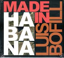 Luis Bofill Made inHabana     CD