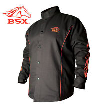 Revco Stryker FR Flame Resistant Cotton Welding Jacket Size 3XL