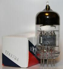 Sovtek 12AX7WA / 7025 / ECC83 / 12AX7 pre-amp tubes, NEW