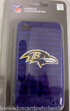 Baltimore Ravens Apple iPhone 4 4S Faceplate Hard Protector Case Cover Snap On