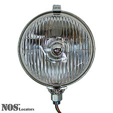Lucas SFT576 Fluted Clear Fog Lamp NEW with Bulb