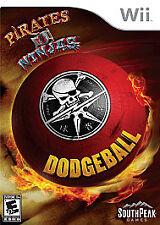 Pirates Vs. Ninjas Dodgeball - Nintendo Wii Nintendo Wii,Wii Video Games