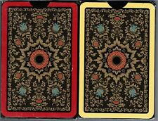 Playing Cards Russian Palekh Red and Yellow Decks 55 Cards New Sealed