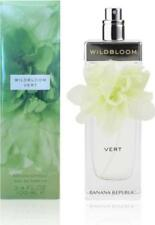 Banana Republic WILDBLOOM VERT Eau De Pafrum Spray 3.4 oz SEALED Women's Perfume