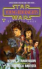 Star Wars,The Lost Ones,Young Jedi Knights,Anderson,1995,paperback,unread