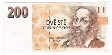 200 KORUN CZECH REPUBLIC 1993