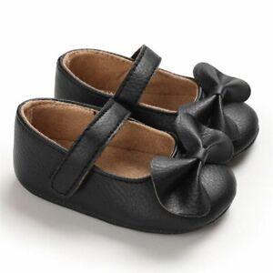 Anti-slip Crib Shoes For Baby Girls Cute Fashion Footwear Princess Design Shoe