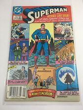 Superman 423 DC Comics Whatever Happened to the Man of Tomorrow Alan Moore VF/NM
