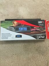 """Weber 6742 """"Style"""" Barbecue Thermometer!  Brand New"""
