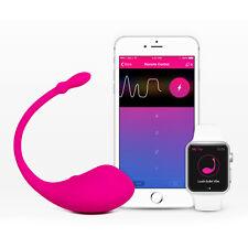 Ovetto Stimolatore Lovense Lush vibromasseur Smartphone sync music control
