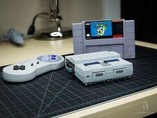Classic Retro Raspberry Pi 3b Super Nintendo Retropie W/O SNES Controllers