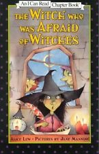 The Witch Who Was Afraid of Witches (I Can Read Book 4)-ExLibrary