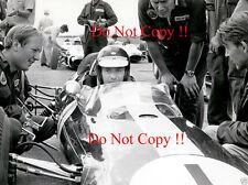 Jim Clark Lotus 33 Austrian Grand Prix 1964 Photograph
