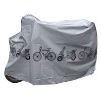 Wasserdicht Fahrradabdeckung Regenschutz Fahrradgarage Schutzhülle Abdeckhauben