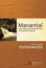 Manantial: Edición para estudiantes: Una fuente de sabiduría para cualquier