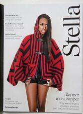 Angel Haze  Stella magazine October 2013