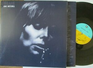 JONI MITCHELL ~ Blue ~ VINYL LP