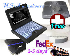 CE Promotion New Portable laptop machine ultrasound scanner 3.5 Convex,US Seller