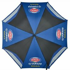 More details for umbrella yamaha wsbk motorcycle super bike new! full size brolly 50 inch 128cms